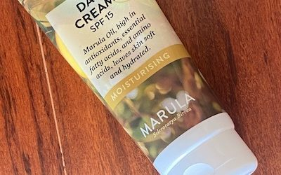 Natures Nourishment Day Cream SPF 15 Review